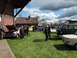Internationaal Oldtimer evenement 22 april 2018